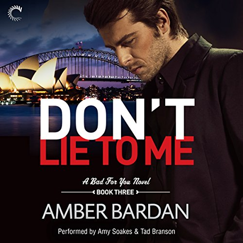 Don't Lie to Me by Amber Bardan
