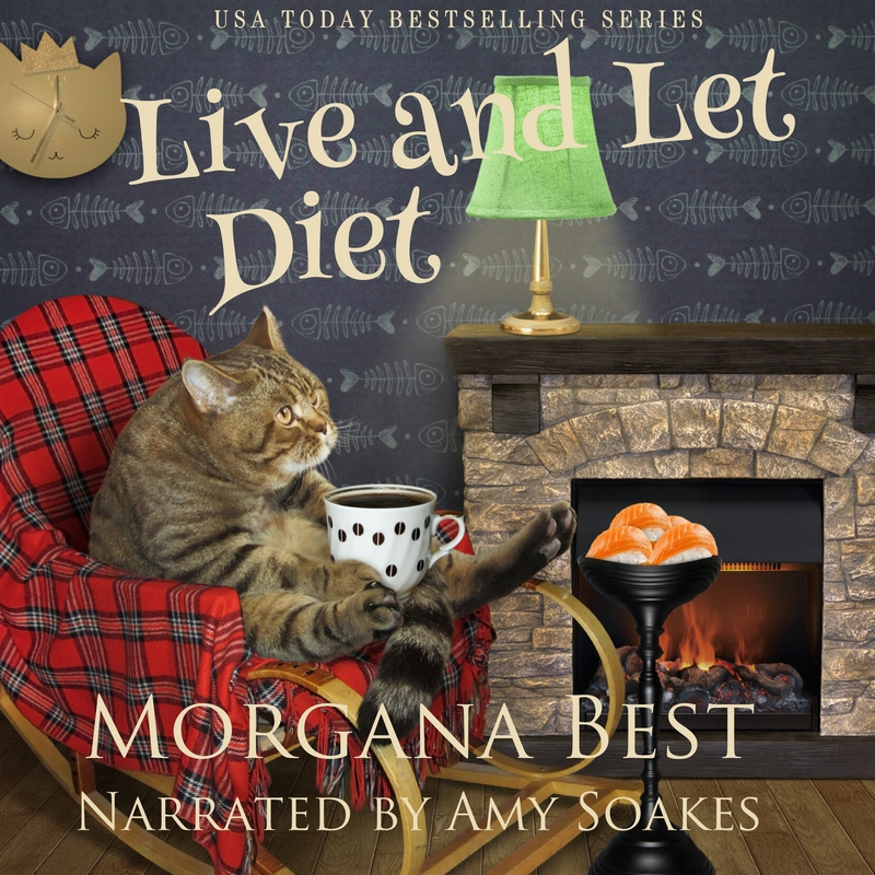 Live and Let Diet: Australian Amateur Sleuth, Book 1by Morgana Best