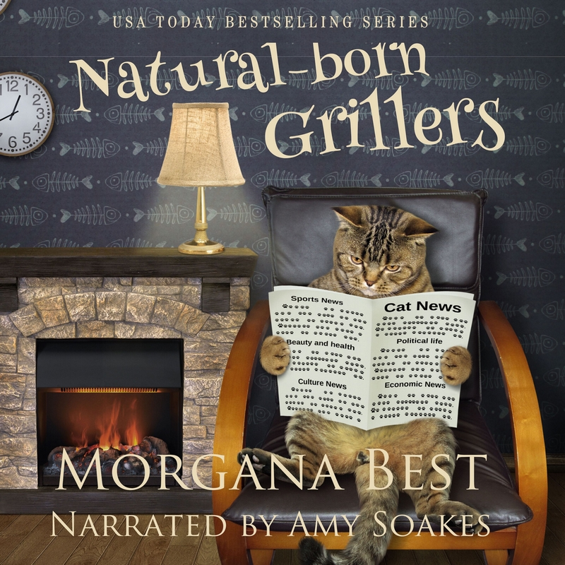 Natural Born Grillers: Australian Amateur Sleuth, Book 2by Morgana Best
