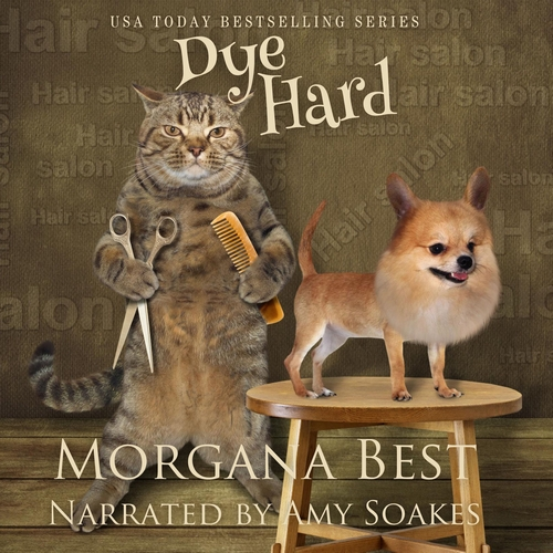 Dye Hard: Australian Amateur Sleuth, Book 3by Morgana Best