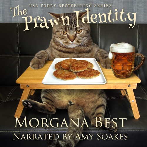 The Prawn Identity: Australian Amateur Sleuth, Book 4by Morgana Best