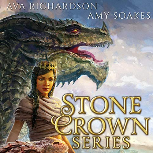 The Stone Crown Series: Complete Series, Books 1 to 3 by Ava Richardson